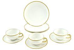 tea sets, haviland tea