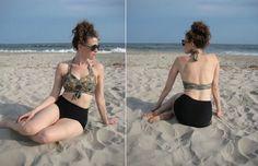 How-To: Make a Pinup Bikini by BurdaStyle member, @Daughter Fish