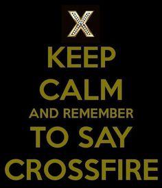 Crossfire series
