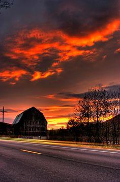 Northern New York, USA