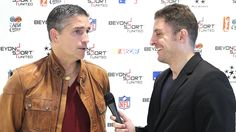 """Jim Caviezel on """"When the Game Stands Tall"""" & """"Person of Interest"""" #InTh..."""