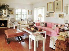 India Hicks's house in the Bahamas