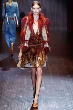 Gucci Spring 2015 RTW Collection