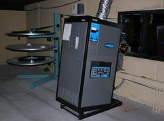 The Christie CP 2000-S Projector