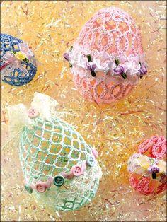 Crochet - Easter El-egg-ance! - #ENC0198