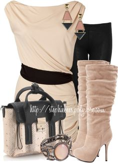 """Romantic Blush"" by stephiebees on Polyvore"