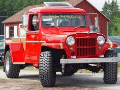Jeep Custom Pickup