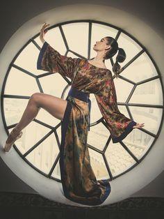 Fashion Editorial: Oriental Sights #orient #stylism #design