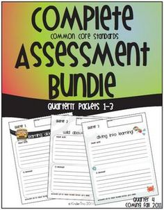 common core assessment resource