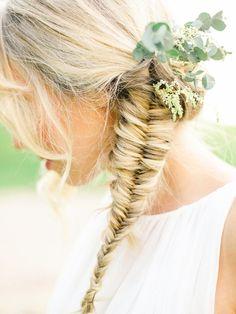Fishbone Braid | Hairstyle