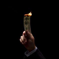 Set Money on Fire but Don't Burn It: Chemistry Demonstration: Burning Money Chemistry Demonstration