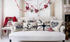 darling pillows!