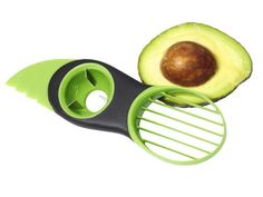 Perfectly sliced avocados every time. You didn't know you needed this, until now. #hgtvmagazine  http://www.hgtv.com/kitchens/14-kitchen-gadgets-you-never-knew-you-needed/pictures/page-9.html?soc=pinterest