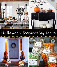 decor candi, halloween idea, halloween costumes, candies, halloweendecor