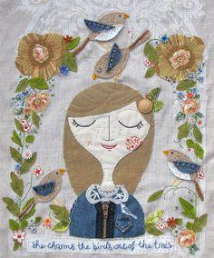 Lisa Stubbs - Bird Charmer