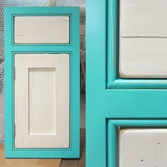 This cheerful color combination is retro and fresh at the same time... #colorsbyCC