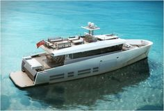 Wally Ace Yacht. car, water, luxury yachts, ace yacht, boats, walli yacht, luxuri yacht, nautic, walli ace