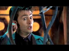 Tenth Doctor - Quirky moments  Aw, how fun!  I always remember all the angsty stuff in 10's seasons, for some reason.  I'd forgotten what a goofball he is...