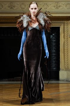 Alexis Mabille Fall 2011 Couture