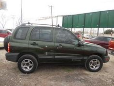 5. My 5th. car. A 2000 Chevy Tracker 4 x 4. standard transmission. was a great vehicle.