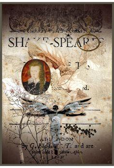"""William Shakespeare sonnett 104"" by fairy-world on Polyvore"