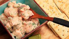 Coctel De Camarones (Colombian-style Shrimp Ceviche Cocktail)
