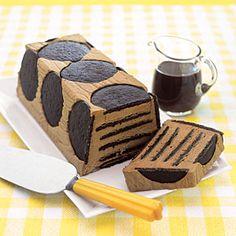 Creative Look to a Chocolate Mocha Icebox Cake