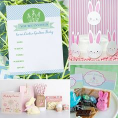 Downloadable Easter Party Decorations
