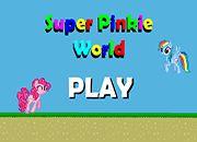 Super Pinkie Pie World | juegos my little pony - jugar mi pequeño pony