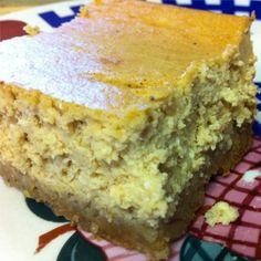 low carb paleo pumpkin cheesecake