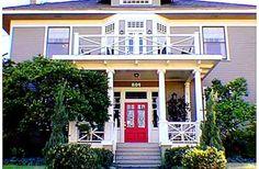 Austins Inn at Pearl Street in Austin, Texas | B&B Rental #sxsw