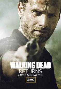 The Walking Dead returns...