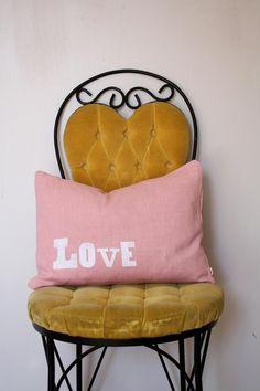 pink love - sweet chair too