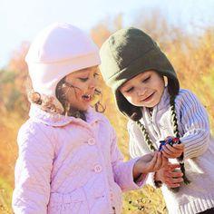 Snuggly Fleece Earflap Hats - Newborn to 12 years