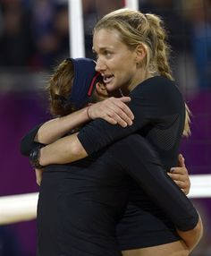 Beach Volleyball: Kerri Walsh and Misty May