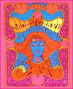 Moby Grape, Big Brother and the Holding Company,1967
