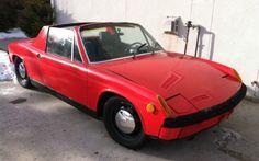 1971 Porsche 914 for $2,500 - http://barnfinds.com/1971-porsche-914-for-2500/