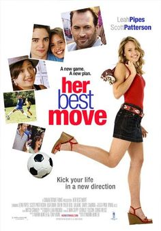 """Family friendly, """"Her Best Move"""" rises above the other teen/kid soccer movies in the authenticity of the players and the story. The actors and extras have soccer skills that are well captured by the cinematography. The story accurately portrays the trade-offs and stresses on soccer prodigies as well as their families and coaches."""