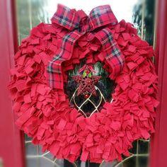 christma wreath, christmas wreaths, wendi hat, holiday wreaths, diy wreath