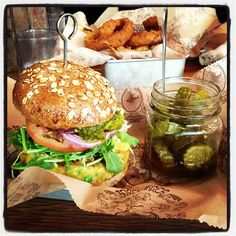 Don't worry, we have a Bareburger.