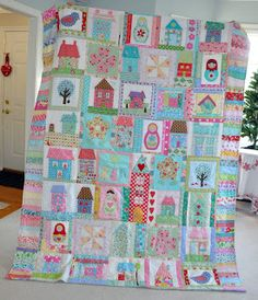 baby burrito quilts: The final quilts of 2011