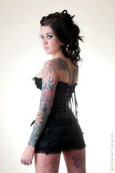 Megan Rupp   Inked Magazine