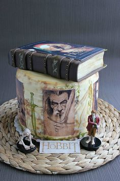 The Hobbit cake, Lord of the Rings