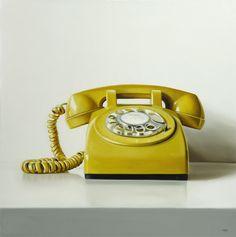 Christopher Scott; Yellow Rotary Phone