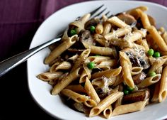 Simple pasta dishes