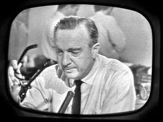 Walter Cronkite - JFK assasination Nov.22, 1963