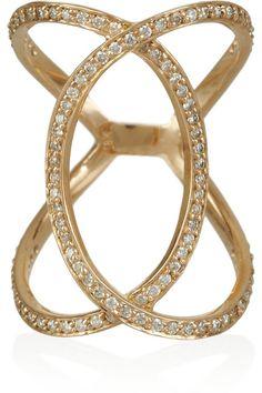 Anita-Ko-Infinity-18-karat-rose-gold-diamond-ring1.jpg 460×690 pixels