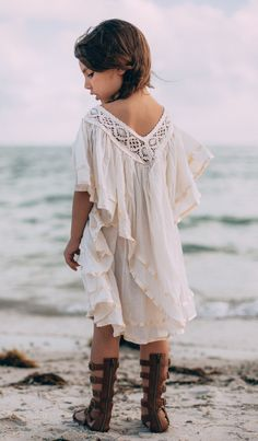 Little boho styling