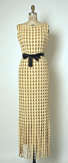 Balenciaga Dress - 1968