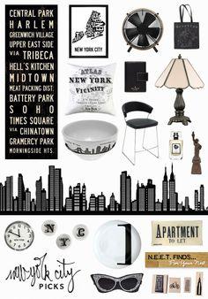 new york inspired design